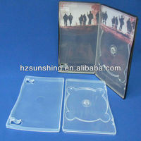 cd dvd metal storage case