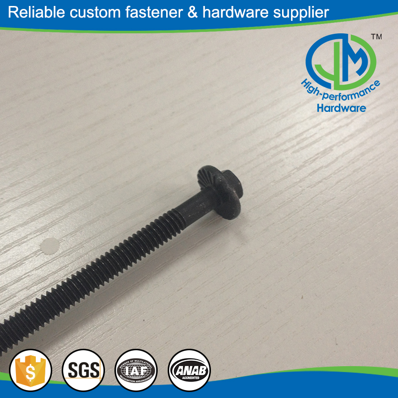 Custom different types decorative nuts bolts