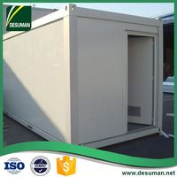 DESUMAN made in china strong customized 20ft portable prefab bali container house design
