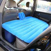 EN71 6 P PVC inflatable car mattress, inflatable car air bed