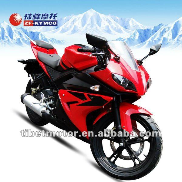 RACE SPORTING MOTORCYCLE ZF250-21