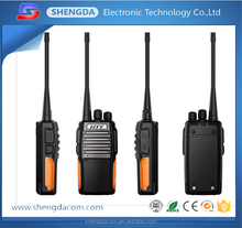 Handy talky vhf uhf 5-10km two way radio 16 channels dual band talkie walkie radio