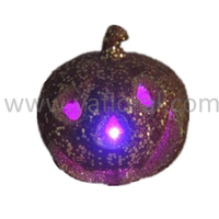2015 new foam artificial LED halloween foam pumpkinfoam pumpkins for sale craft wholesale artificial pumpkinsns