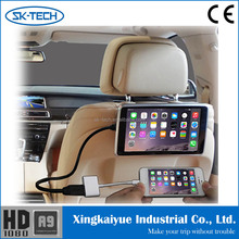 9'' car Headrest monitor with HDMI input for universal