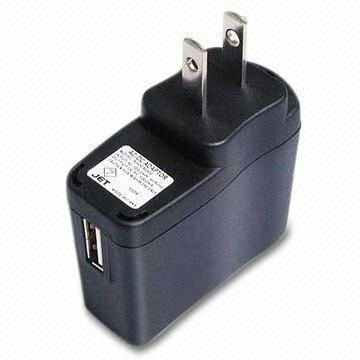 5W Mobile Phone Charger WITH CE ROHS SAA UL C-TICK APPROVED