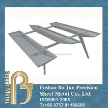 Made in china 2016 custom cheap price structural fabrication, metal customized part china supplier