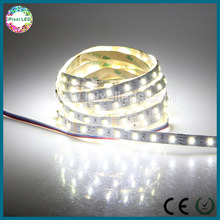 5m led waterproof strip 24v warm white, pure white led waterproof strip light 5050 flexible 5m tape.