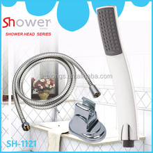 ABS single jet bath spray shower head holder bracket