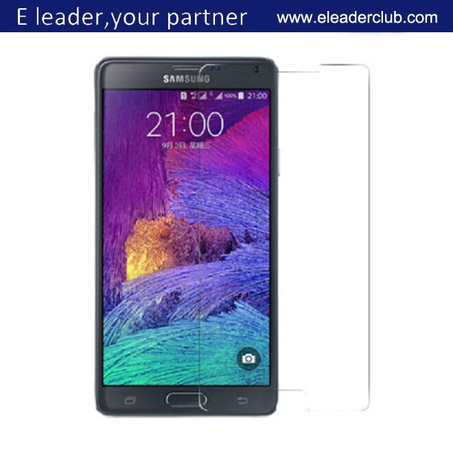 For Samsung Galaxy Note 4 Tempered Glass LCD HD Premium Screen Protector