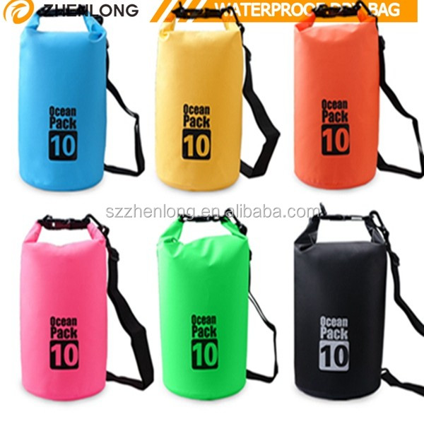waterproof dry bag for swimming/ rain-proof/beach/sand