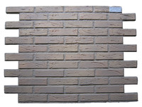 decorative bricks,exterior wall panel,3D wall panels