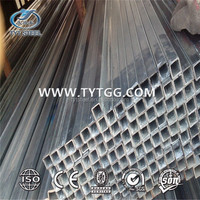 1 inch square iron pipe/galvanized square pipe/40x40 steel square pipe manufacturer china
