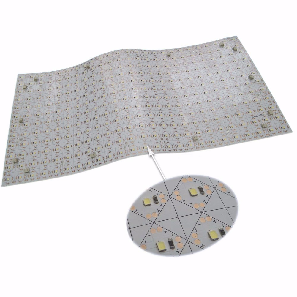Extremely popular lighting solution LED slim 1mm flexible light panel