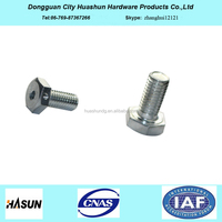 made in China hex cap screw/hex head bolt