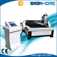 Practical and economical high definition proven performance metal processing portable CNC plasma Cutting Machine 1325