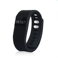 TW64 sports bluetooth smart wristband,pedometer health band ,smart bluetooth bracelet TW64 watch V5 with vibration sdk