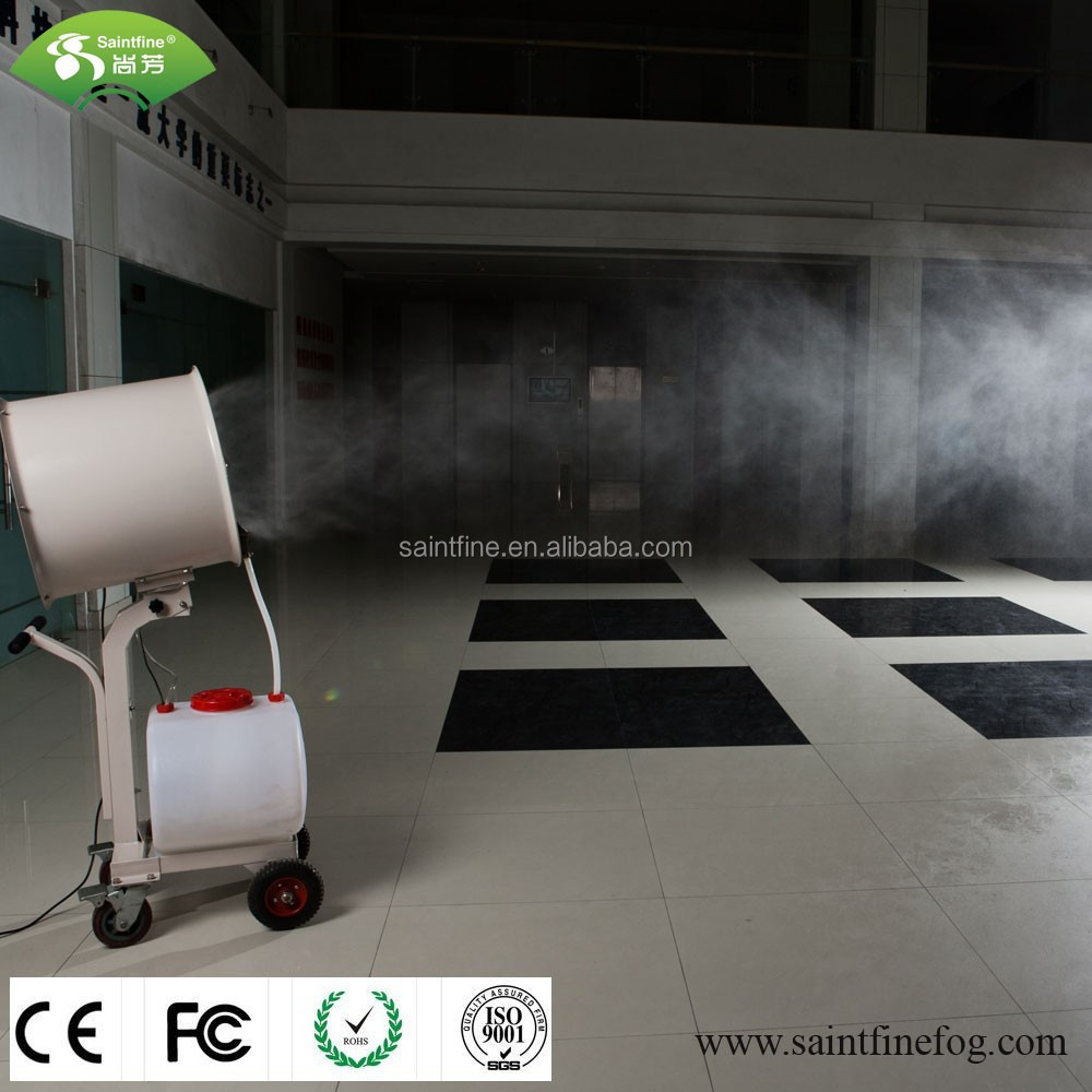 Factory Supply Industrial Mist Cooling Fan,Outdoor Cooling Mist Fan,Portable Water Spray Cooling Fan Water Mist Fan