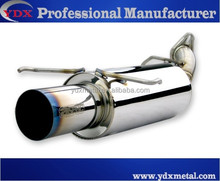 409L,436L Stainless steel tubes for car muffer/exhaust