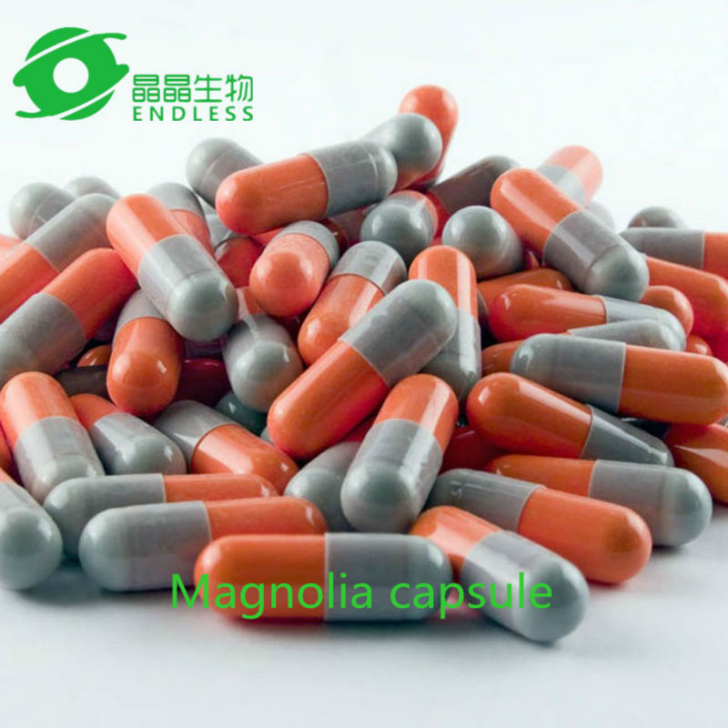 Chinese herbal extract appetizer tablets magnolia bark extract capsule