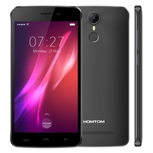newest free sample dropshipping HOMTOM HT27 4G phone 5.5 inch Android 6.0