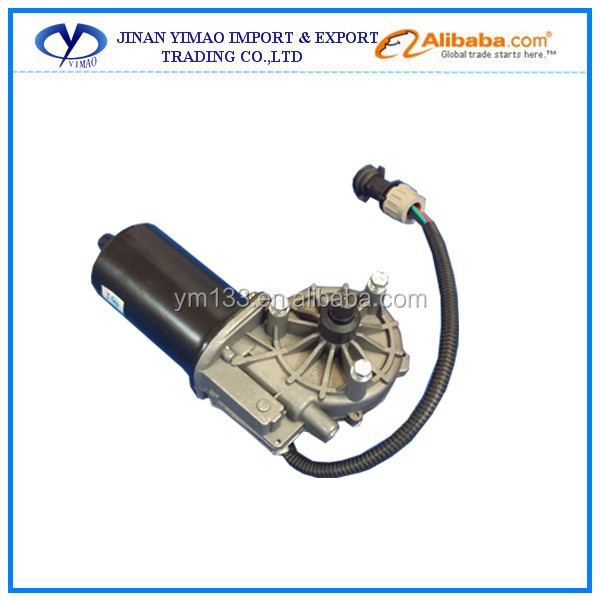 Hot sale 81.26401.6134 Shacman truck spare parts wiper motor for sale