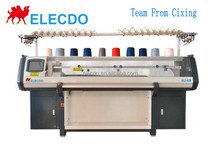 EL3-52S 3 systems computerized jacquard sweater knitting machine flat
