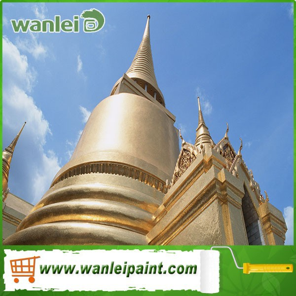 metal building materials wall paint