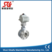 Hot seller jis 10k single flanged butterfly valve for wholesales