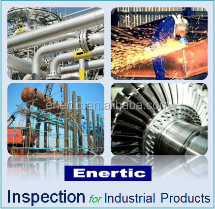steam turbine generator quality control and inspection service