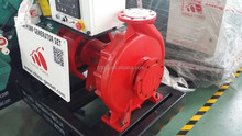 Fire Fighting Pump driven by diesel engine /Motor