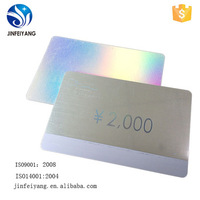 PVC hologram Memory Card