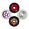 100/110mm professional High quality Aluminum PU Scooters wheel