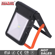 Newest design free sample solar book bed led reading light 3W