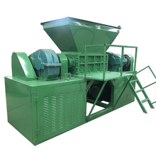 Heavy duty, low-speed, high-torque industrial primary shredder