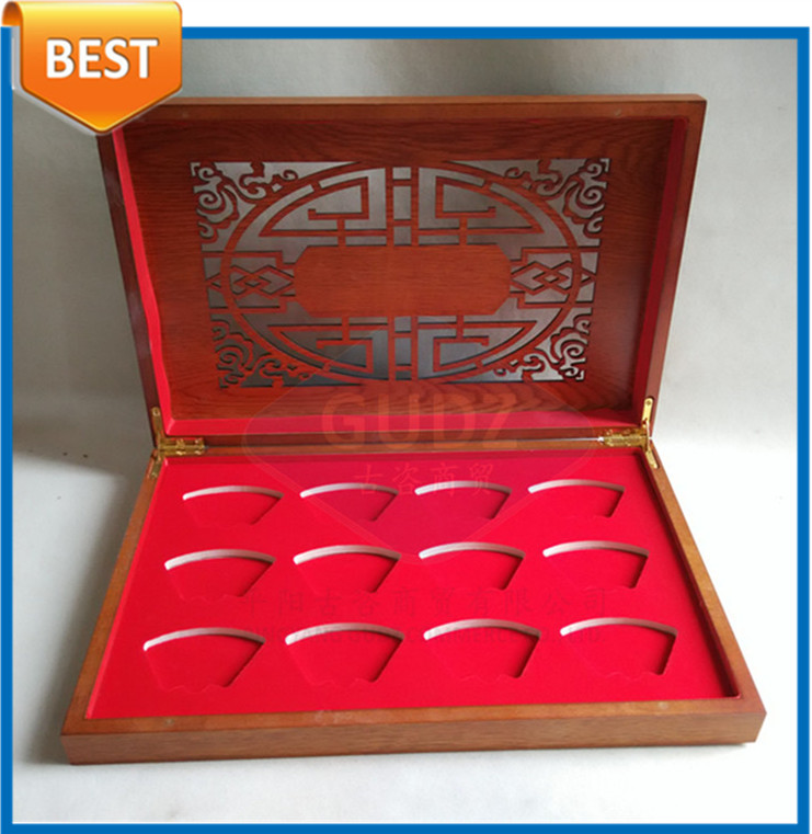 GUDZ-B20 Best Quality High Protective Luxury Wooden Box