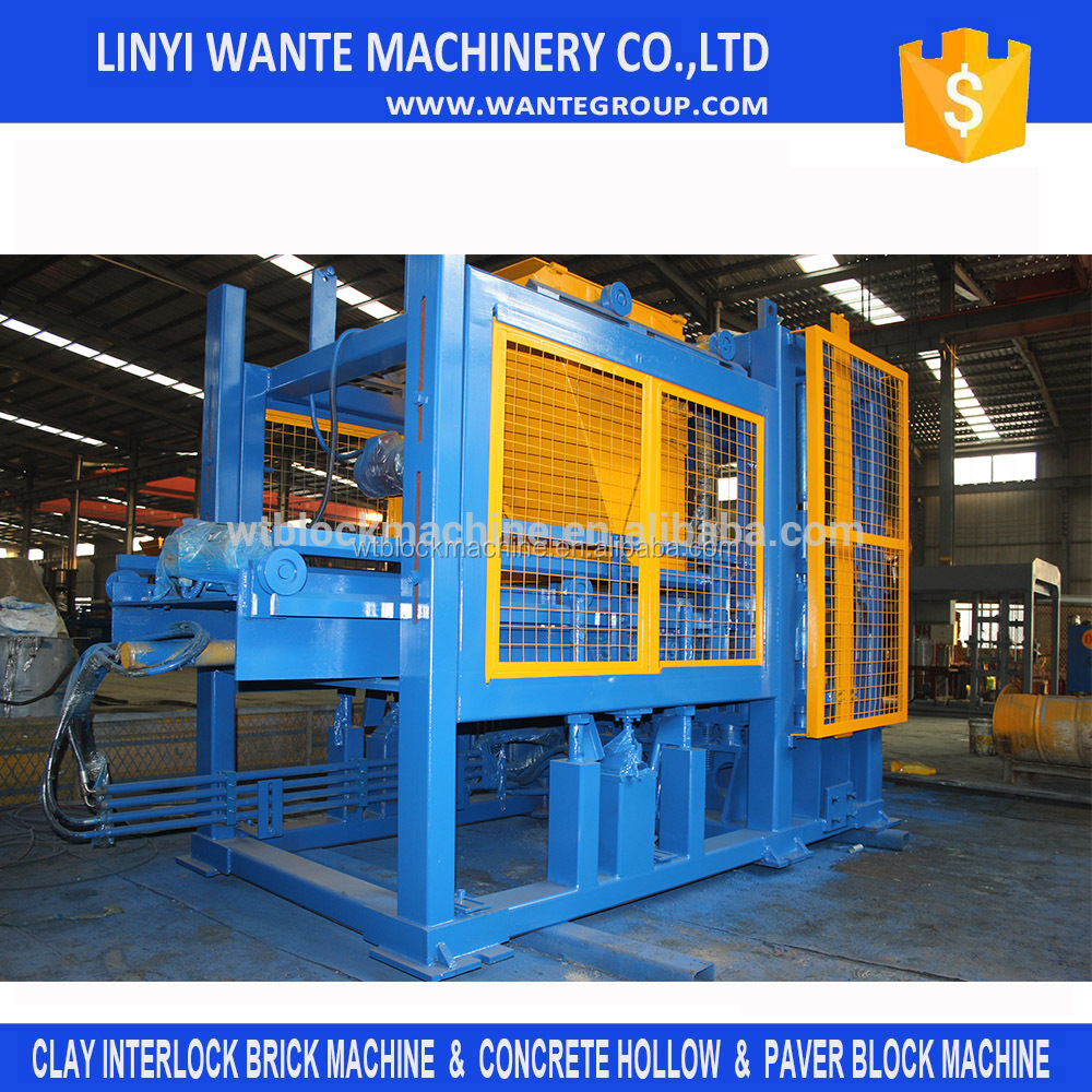 The lowest price QT8-15 brick forming machine on alibaba top manufacturer