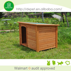 Durable large size easy clean dog kennel design