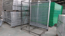 dog cage /medium metal out door dog kennels direct factory/large outdoor durable metal dog run kennel