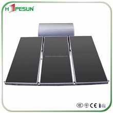 Swimming Pool Stainless Steel Flat Plate Solar Collector Solar Water Heater System