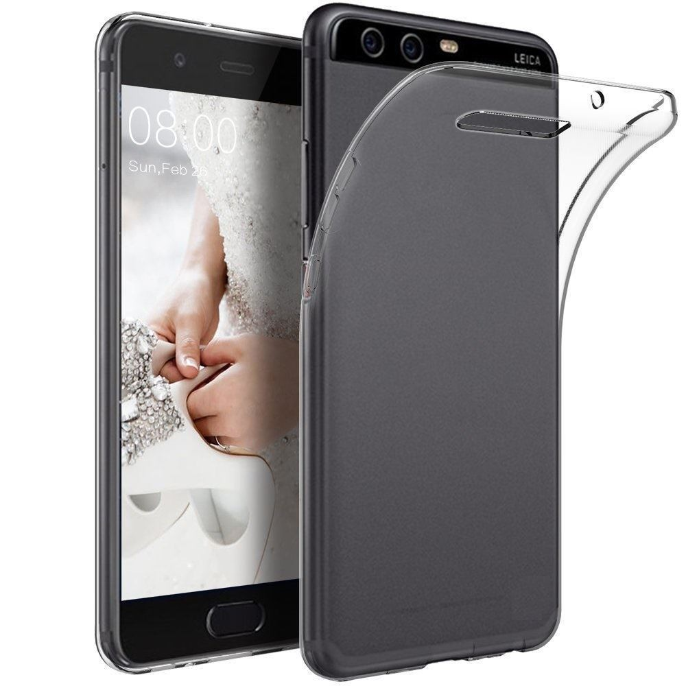 MOQ 50 ultra thin transparent tpu soft case for huawei p10,shockproof case back cover for huawei p10 lite