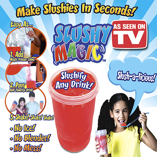 factory price Slushy Magic slushy cup make slushie in second