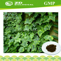 Types of Solvent Extraction Ivy leaf extract in herbal extract Hederacoside C