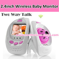 2.4G baby monitor, baby monitor elderly care nurse dedicated device
