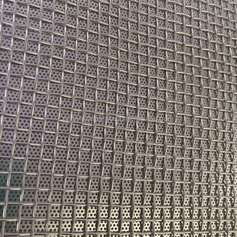 sintered rust proof metal stainless steel filter screen