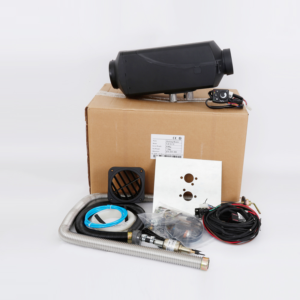 4KW 12V Diesel Air Heater