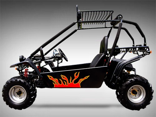150cc adult EEC gas go kart