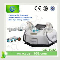 New arrival !!! portable fractional rf microneedle for wrinkle removal