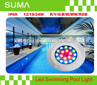 2014 New Arriver Above ground swimming pool light,outdoor waterproof
