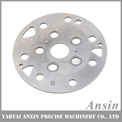 VCT cover plate valve