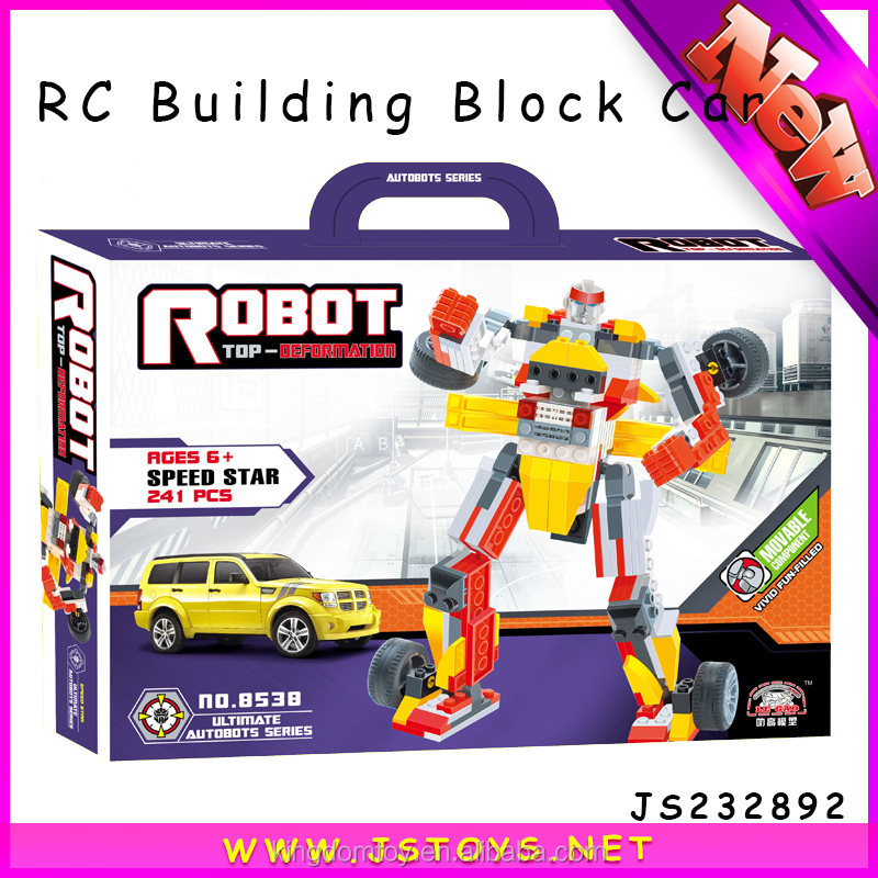 Hot selling soft plastic building blocks